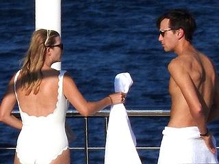 Ivanka Trump and Jared Kushner Vacation on Hillary Clinton Donor's Yacht off Croatia: Photos