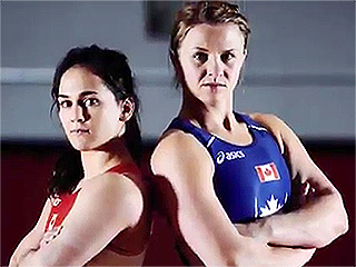 Canadian Wrestlers Share Their Body-Acceptance Struggles: 'Everyone Has Insecurities, Even Olympic Athletes'