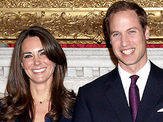 Princess Kate's Famous Blue Engagement Dress is Back – and It Costs Just $175!