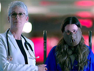 WATCH: Hannibal Hester! See Lea Michele's New Look on Scream Queens