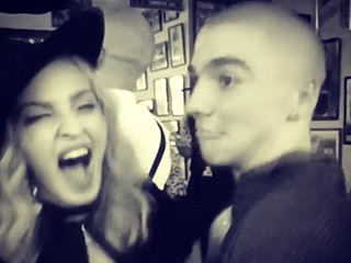 Madonna and Son Rocco 'Relaxed' and 'Smiling and Laughing' at Dinner in London After Custody Battle Ends: Source