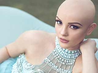 Teen with Cancer Enjoys Photoshoot After Losing Her Hair: 'Cancer Doesn't Stop Me from Being a Princess'