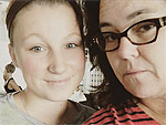 Rosie O'Donnell Posts Selfie with Formerly Estranged Daughter Chelsea: 'What a Difference a Year Makes'