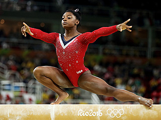 10 Amazing Gymnastics Routines to Fill the Simone Biles-Size Hole in Your Heart