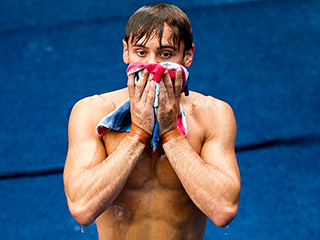 Shocker: Tom Daley Fails to Make 10-Meter Diving Final with Last Place Finisher