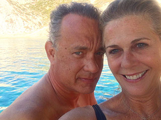 Tom Hanks and Rita Wilson Prove They're 28 Years Strong in Marital Bliss – See Their PDA Pic!