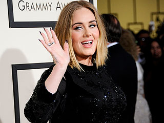Adele Enjoys Legoland and the Franklin Park Zoo with Son Angelo During Concert Stop in Boston