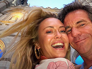 Does Dennis Quaid Have a New Girlfriend? Actor Steps Out with Model Santa Auzina