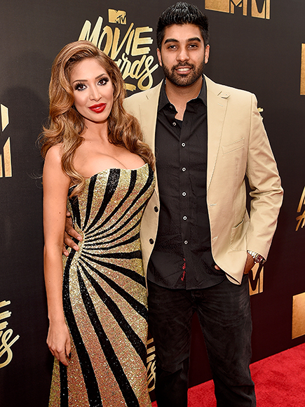 Oh No You Don't! Farrah Abraham Bought Her Own 14-Carat Engagement Ring for Ex-Boyfriend