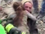 Italy Earthquake: Girl, 10, Rescued From Rubble as Death Toll Rises to 247