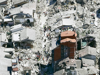 'We Woke Up with People Screaming' – Italy Earthquake Destroys Small Towns as Death Toll Rises to 120