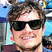 Josh Hutcherson Invites You to Watch Him 'Battle' Football Star Terrell Owens In a Celebrity Volleyball Match