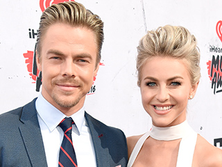 Derek and Julianne Hough Are Returning for Dancing with the Stars!