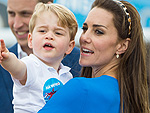 Prince George 'Makes So Much Mess' in the Kitchen, Reveals Princess Kate
