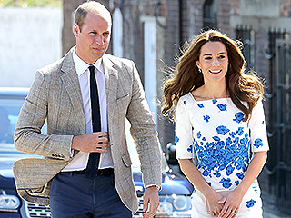 His-and-Hers Rewears! Prince William and Princess Kate Recycle Matching Looks During Outing
