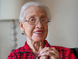 Katherine Johnson, Legendary Mathematician and Inspiration for the Upcoming Film Hidden Figures, Turns 98