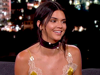 WATCH: Jimmy Kimmel Offers to Protect Kendall Jenner – 'I'm the Captain of the Neighborhood Watch'
