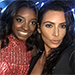 Simone Biles and Kim Kardashian West Pose Together at MTV VMAs – Alongside More of the Final Five