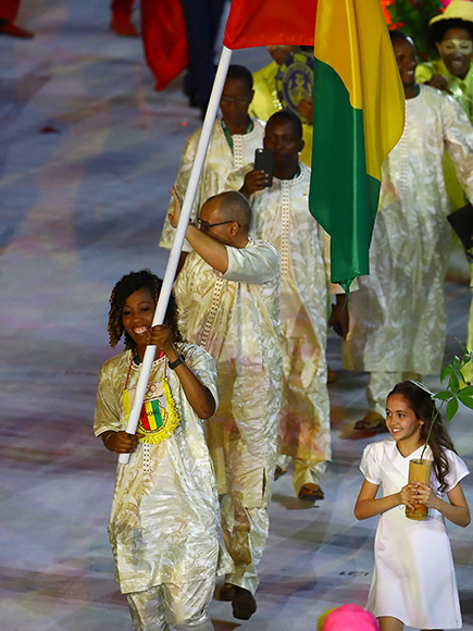 Two Olympians Did Not Return Home to Guinea After Competing in Rio: Report