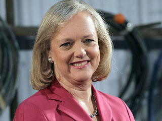 Republican Meg Whitman Puts Eye-Popping Cash Donation Behind Her Endorsement of Hillary Clinton