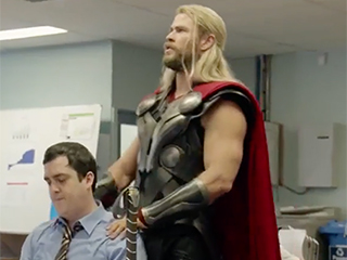 WATCH: Find Out What Thor Was Up To During Captain America: Civil War