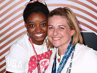 Simone Biles Parts Ways with Trainer Who Coached Her Since She Was 8 Years Old