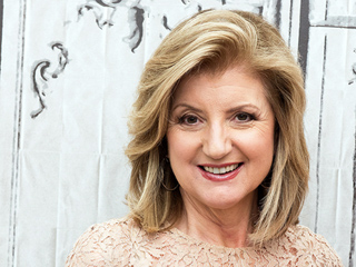 Trouble Sleeping? Arianna Huffington Shares Her Favorite Tips for a Good Night's Sleep