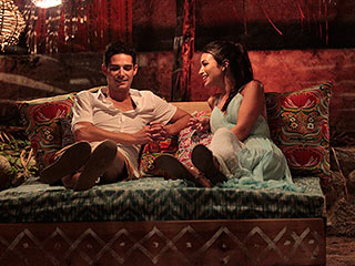 Wells Adams Gets Tangled Up with Three Women on Bachelor in Paradise – but Who Will Get His Rose?
