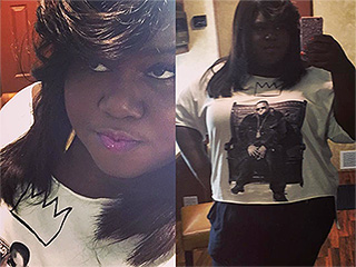 Gabourey Sidibe's Fans Compliment Her Slimmer Figure in a New Selfie – but She's Just Feeling Her Outfit!