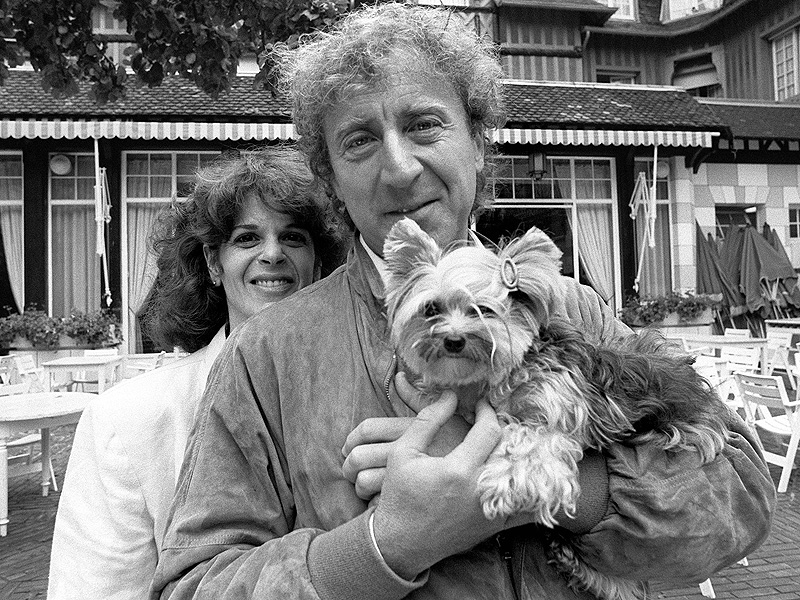 From the PEOPLE Archives: Gene Wilder's Tearful Goodbye to Wife Gilda Radner| Death, Willy Wonka and the Chocolate Factory, Movie News, Gene Wilder, Gilda Radner