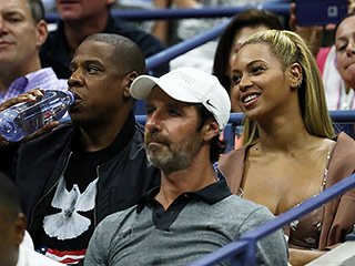 Game, Set, Match! Beyoncé and Jay Z Enjoy Date Night at U.S. Open Cheering on Pal Serena Williams