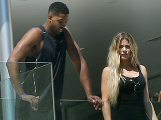 Khloé Kardashian and New NBA Champ Boyfriend Tristan Thompson Have Been 'Seeing Each Other for a Bit', Source