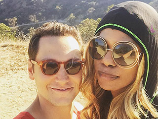Straight Out of Litchfield: Matt McGorry and Laverne Cox Reunite in Los Angeles