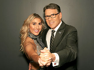 Former Texas Gov. Rick Perry Joins Dancing with the Stars – and Twitter Has Lots of Feelings