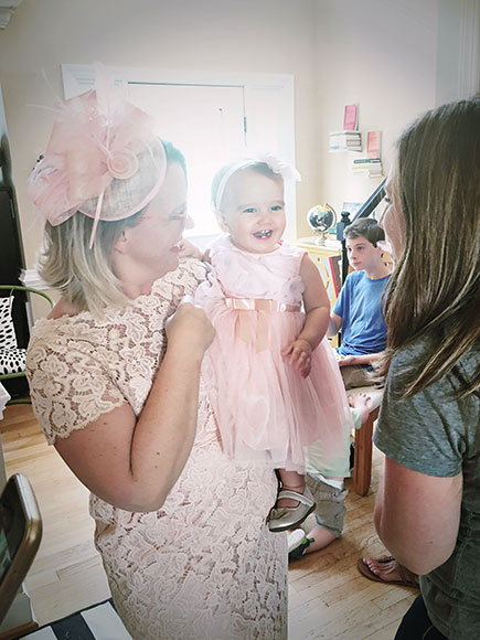 First Girl Born Into Family of Six Brothers Enjoys Life as 'Queen Bee': 'We Fight Over Who Gets to Pick Out Her Dress'
