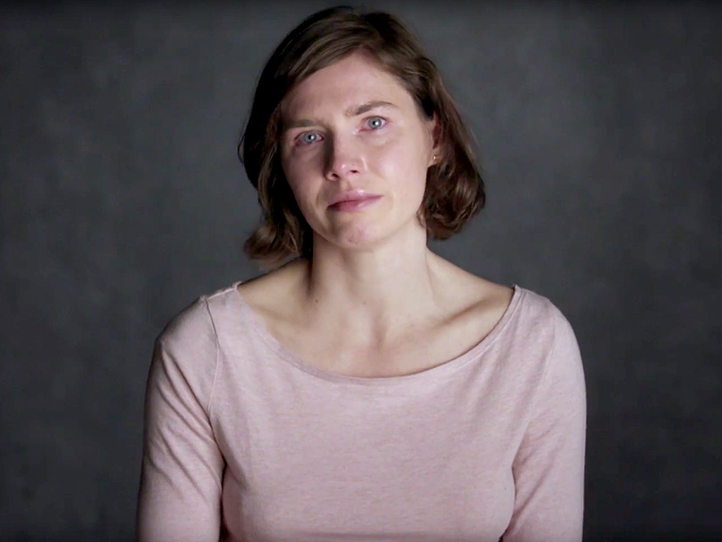 amanda knox reveals why she initially lied about where she was when