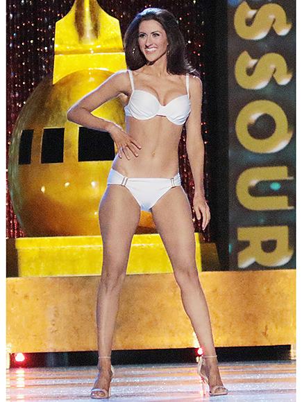 Jennifer Nicole Lee, Miss Bikini