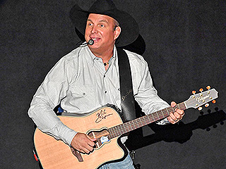Garth Brooks Admits He Was 'Scared to Death' to Play Country Music's 'Mother Church'