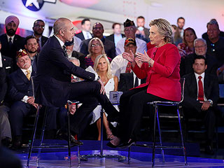 Women's Group Dissects Sexism in Matt Lauer's Questioning of Hillary Clinton, Demands More Female Moderators for Presidential Debates