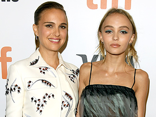 Pregnant Natalie Portman and Lily-Rose Depp Look Out of This World at TIFF Premiere of Planetarium