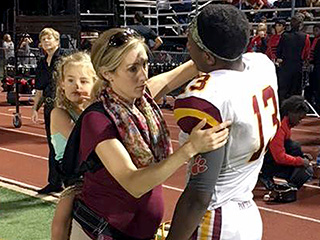 Meet Supermom! Pregnant Doctor Becomes an Internet Sensation After She's Forced to Take 3-Year-Old to Work