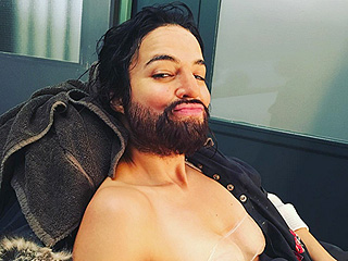 Michelle Rodriguez Shows Off the Beard and Breast Binding She Wore for New Film: 'I Never Felt More Like a Woman'