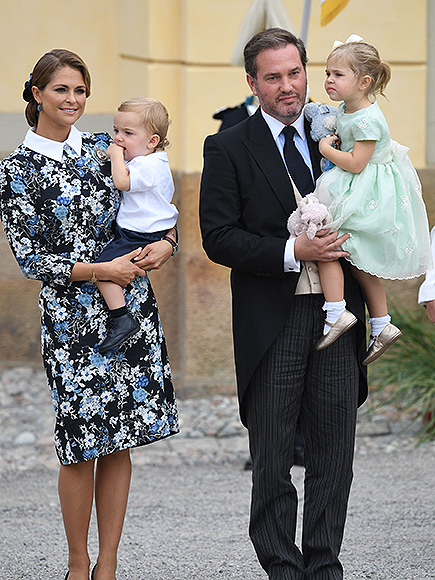 Princess Madeleine Reveals Her 'Normal' Life as a Mom: 'Breakfast Flies All Over the Place!'