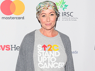 Shannen Doherty Stands Up to Cancer on the Red Carpet: 'I'm Forever Humbled'