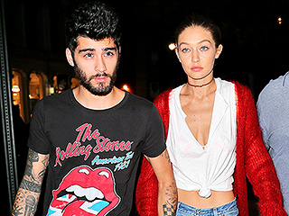 Cuddle Buddies! Zayn Malik Joins Gigi Hadid in N.Y.C. Days After Canceling His Dubai Concert Because of Anxiety