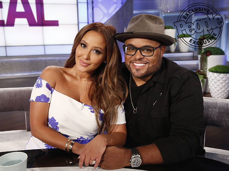 Adrienne bailon the truth about my relationship with israel houghton