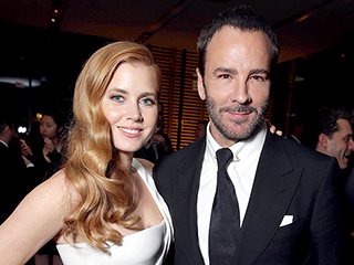 Amy Adams and Tom Ford Light Up the Night at TIFF Premiere of Nocturnal Animals