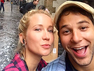 Happy Honeymooners! Anna Camp and Skylar Astin Share Photos from Their Italian Vacation
