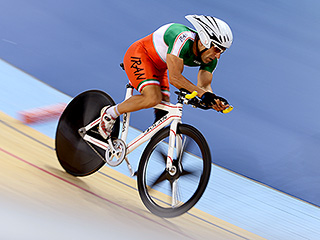 Iranian Cyclist Killed During Road Race at Paralympic Games in Rio