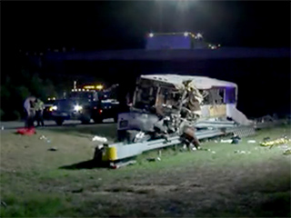 Four Dead, 42 Injured After Bus Carrying Football Team Crashes in North Carolina